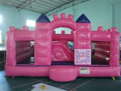 Princess Bounce House Slayt Combo