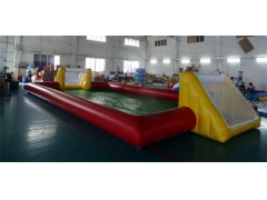Inflatable Football Pitch