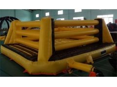 Eldivenli bouncy boks