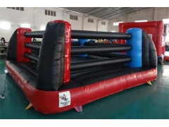 Şişme bouncy boks ring