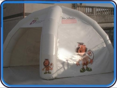 Advertising Inflatable Airtight Dome Tent