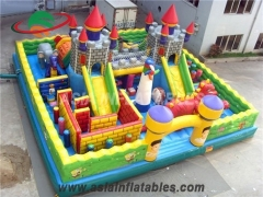 Complexes Dream Land Fun City