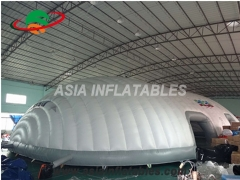Air Sealed Inflatable Building Structure