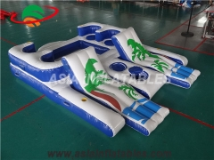 Inflatable Floating Island