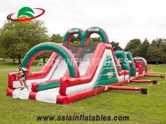 Innovative Inflatable 5k Game Adult Inflatable Obstacle Course Event Insane Inflatable 5k