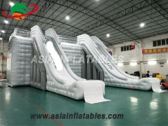 Hot sale Customized Inflatable Slide Water Park Playground