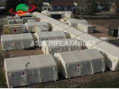 Inflatable Military Hospital Rescue Tent,Inflatable Emergency Tents Manufacturer
